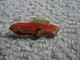 PIN'S AUTOMOBILE Voiture De Sport Décapotable @ 35 Mm X 14 Mm - Mercedes