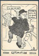 Estimation - Dessin Humoristique - Eclaireurs Unionistes De France - Scoutisme