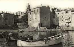 Cpsm Petit Format SAINT TROPEZ  Vieux Port Des Pecheurs RV - Saint-Tropez