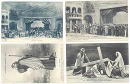 4 Cpa La Passion à Nancy - L'entrée à Jérusalem, Christ, Jésus, Religion, ...    ( S.3071 ) - Nancy