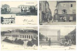 4 Cpa Toul - Hôpital Militaire, Rues, Gare, Caserne ...    ( S.3073 ) - Toul