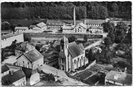 EN AVION AU DESSUS DE... 2 DELUZ - L'Eglise - France