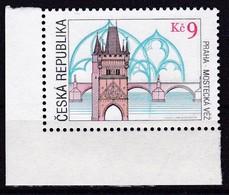 2000, Tschechische Republik, Ceska, 264, Königsweg In Prag: Brückenturm Der Karlsbrücke  MNH ** - Tschechische Republik