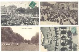 4 Cpa Sainte Anne D'Auray - Basilique, Pèlerins, Religion, Processions  ...    ( S.3077 ) - Sainte Anne D'Auray