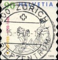"""Suisse 1999. ~ YT 1604 - """"les Amours De Mr Vieux Bois"""". La Déclaration - Schweiz"""