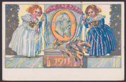 Bayern P91 Königreich Bayern Postkarte Ungebraucht Prinzregent 1911, Sig. Künstlerkarte - Ganzsachen