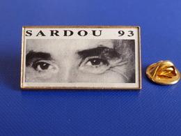 Pin's Concert Michel Sardou 93 - Bercy Tournée (SE25) - Music