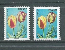 FRANCE   Préo  Yvert  N° 254 Et 259   Sans Gomme - Préoblitérés