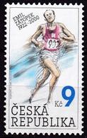 2002, Tschechische Republik, Ceska, 331, Emil Zátopek  MNH ** - Tschechische Republik