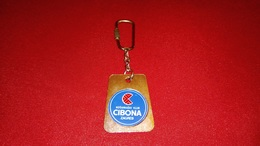 VINTAGE KEYCHAIN BASKETBALL CLUB CIBONA ZAGREB - Key-rings