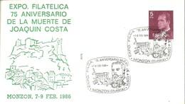 MATASELLOS 1986 MONZON - 1931-Hoy: 2ª República - ... Juan Carlos I