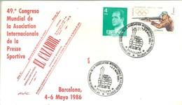 MATASELLOS 1986 BARCELONA - 1931-Hoy: 2ª República - ... Juan Carlos I