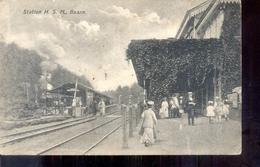 Baarn - Station - 1920 - Baarn