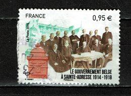 -FRANKRIJK  GESTEMPELD   Y.T.   NR° 4934 - France