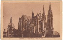 Ostende - L'Eglise SS. Pierre Et Paul  - (1928) - Oostende