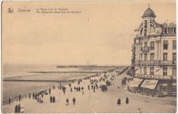 Ostende - La Digue (vue Du Kuraal) - The Esplanade (seen From The Kursaal) - 'The Continental Bodega Company' - Oostende