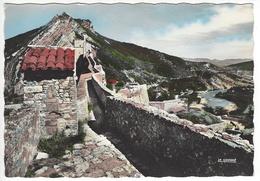 04.209.26 - SISTERON (B.A.).- Le Chemin De Ronde De La Citadelle - Sisteron