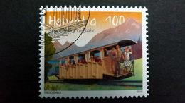 Schweiz 2551 Oo/ESST, 125 Jahre Stanserhorn-Bahn - Schweiz