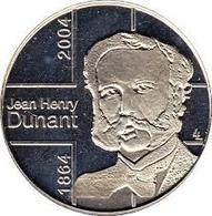 Jeton Belgique Dunant, 140 Ans De La Croix-Rouge 2004 - Autres