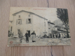 CPA 26 Drôme Eysahut La Place  Taches Sinon BE - France