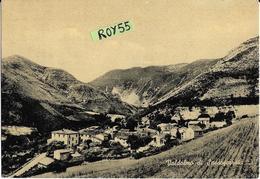 Marche-ancona-sassoferrato Valdolmo Veduta Panorama Frazione Valdolmo Di Sassoferrato Anni 50 - Andere Städte
