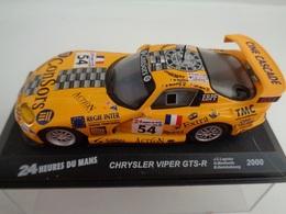 CHRYSLER VIPER GTS-R . 24 H Du Mans 2000 . # 54   J-C Lagniez,G.Martinolle,S.Derichebourg   1/43 -Altaya - Voitures, Camions, Bus