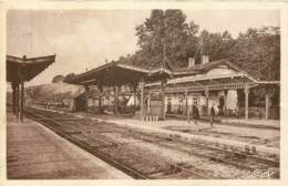 38 - FEYZIN - La Gare En 1952 - France