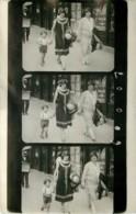 38 - GRENOBLE -  Carte Photo Style Photomaton - Mode Années 20/30 - Grenoble