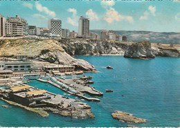 BEYROUTH MODERNE Le Nouveau Quartier Raouché Et La Grotte Aux Pigeons 1156J - Liban