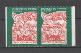 FRANCE / 1998 / Y&T N° 3136A ** Ou P3136A ** : Blanc Avec/sans Surtaxe (de Carnet Avec Bords) - Gomme D'origine Intacte - France
