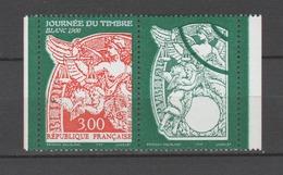 FRANCE / 1998 / Y&T N° 3136a ** : Blanc Sans Surtaxe (de Carnet Avec Vignette) - Gomme D'origine Intacte - France