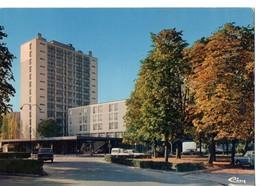 CPM, VERNOUILLET, (78), Centre Commercial Du Parc, écrite, Timbrée, De 1987 - Vernouillet