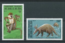 AFARS Et ISSAS 1975 . N°s 408 Et 409 . Neufs ** (MNH) - Afar- Und Issa-Territorium (1967-1977)