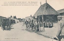 CPA -  Thèmes - Militaria - Guerre 1914-18 - La Grande Guerre 1914-17 - En Champagne - Guerre 1914-18