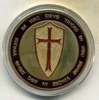 Médaille Templier - Royaux / De Noblesse