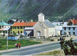 Iceland/Islande/Ijsland/Island Postcard Ísafjörður Unused - Iceland