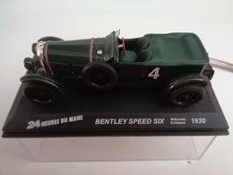 BENTLEY SPEED SIX . Vainqueur 24 H Du Mans 1930 . # 4  W.Bernato,G.Kidston 1/43 -Altaya - Other