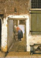 Oeuvre De Johannes Vermeer, La  Ruelle - Peintures & Tableaux