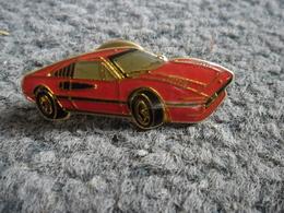 PIN'S AUTOMOBILE FERRARI @ 35 Mm X 14 Mm - Ferrari