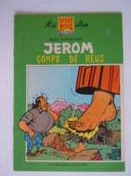 Suske En Wiske Mini Album Jerom Compo De Reus Bijlage Bij Suske En Wiske Weekblad Nr 43 1994. Willy Vandersteen - Jerom