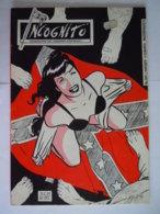 Incognito Tijdschrift Stripmagazine Nummer 4 Junii 1994 Zaandam Bjna Nieuwstaat - Revues & Journaux
