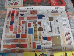 LIMPIDOL Maquette A Découper Immeubles - Colecciones