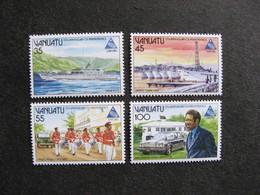 VANUATU: TB  Série N° 718 Au N° 721, Neufs XX. - Vanuatu (1980-...)