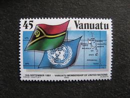 VANUATU: TB N° 726, Neuf XX. - Vanuatu (1980-...)