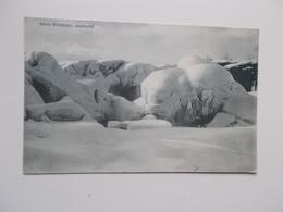Vintage Postcard /  SÖDRA RISTAFALLET JÄMTIAND In 1913 Aan SANDER PIERRON  (kunstcriticus) Te Brussel - Suède