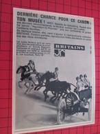 Page De Revue Des Années 60/70 : PUBLICITE FIGURINES BRITAINS ARTILLERIE SUDISTE Dimensions : Voir Quadrillage 1x1cm - Small Figures