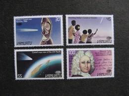 VANUATU: TB  Série N° 743 Au N° 746, Neufs XX Et X. - Vanuatu (1980-...)