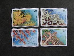VANUATU: TB  Série N° 747 Au N° 750, Neufs XX. - Vanuatu (1980-...)