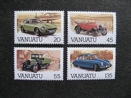 VANUATU: TB  Série N° 755 Au N° 758, Neufs XX. - Vanuatu (1980-...)
