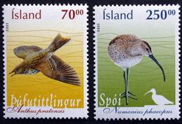 Iceland  2003 BIRDS  Minr.1042-43  MNH (**)  ( Lot F 616) - 1944-... República